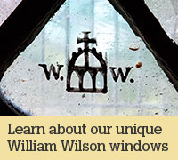 Learn about our unique collection of William Wilson windows